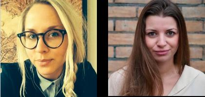 """<b>Susann Hoffmann und Nora-Vanessa Wohlert - Edition F</b><br><br>  2014 riefen  Nora-Vanessa Wohlert  und Susann Hoffmann  die EDITION F ins leben: Ein Business-Web-Magazin für Frauen, dass sich schon jetzt,ein Jahr nach Gründung, größter Beliebtheit erfreut und dazu beiträgt, Frauen in Digital Media besser zu vernetzen. Die beiden Freundinnen lernten sich bei der gemeinsamen Arbeit für Gründerszene kennen, davor studierte Wohlert Publizistik, Politik und Islamwissenschaften und absolvierte ein Volontariat bei fischer Appelt. Susann Hoffmann war nach dem Theaterwissenschaft- und Germanistik-Studium fast fünf Jahre in der Strategie und PR-Beratung bei Scholz & Friends bevor sie beschloss, selber zu gründen.<br><br>  Susann Hoffmann schätzt die Situation von Frauen im digitalen Journalismus ambivalent ein - und erkennt positive Entwicklungen in Teilen der Branche: """"Ich glaube, das Thema Journalismus und Gleichberechtigung' muss man immer noch in zwei Bereiche unterteilen: In den etablierten Medien ist die Frauenquote gerade in den Chefredaktionen noch immer viel zu klein und oft merkt man das den Medien auch an. Auf der anderen Seite gibt es im Independent-Umfeld viele tolle und erfolgreiche Projekte von Frauen – da kann man an Crowdspondent, die Korrespondentin, HeyWomen, Femtastics oder eben auch an uns denken. Dass diese Projekte erfolgreich sind zeigt, dass es für die weibliche Perspektive einen relevanten Markt gibt, was letztlich hoffentlich auch bei den etablierten Medien in den kommenden Jahren zu einem authentisches Umdenken führen wird. Sheryl Sandberg sagt: """"Sit at the table."""" – ich bin sicher damit meint sie auch die Tische in der Redaktionskonferenz."""""""