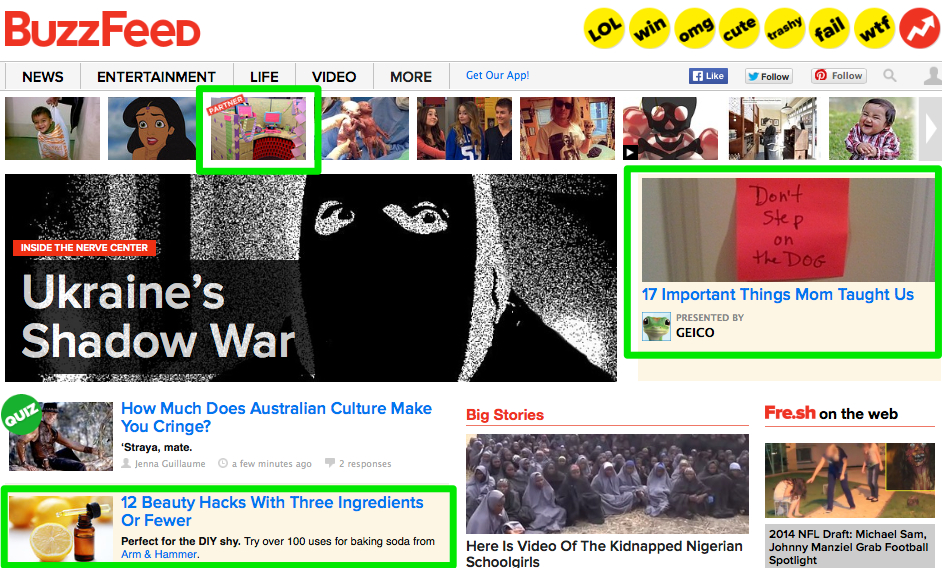 BuzzFeed_Native_Advertising_Example