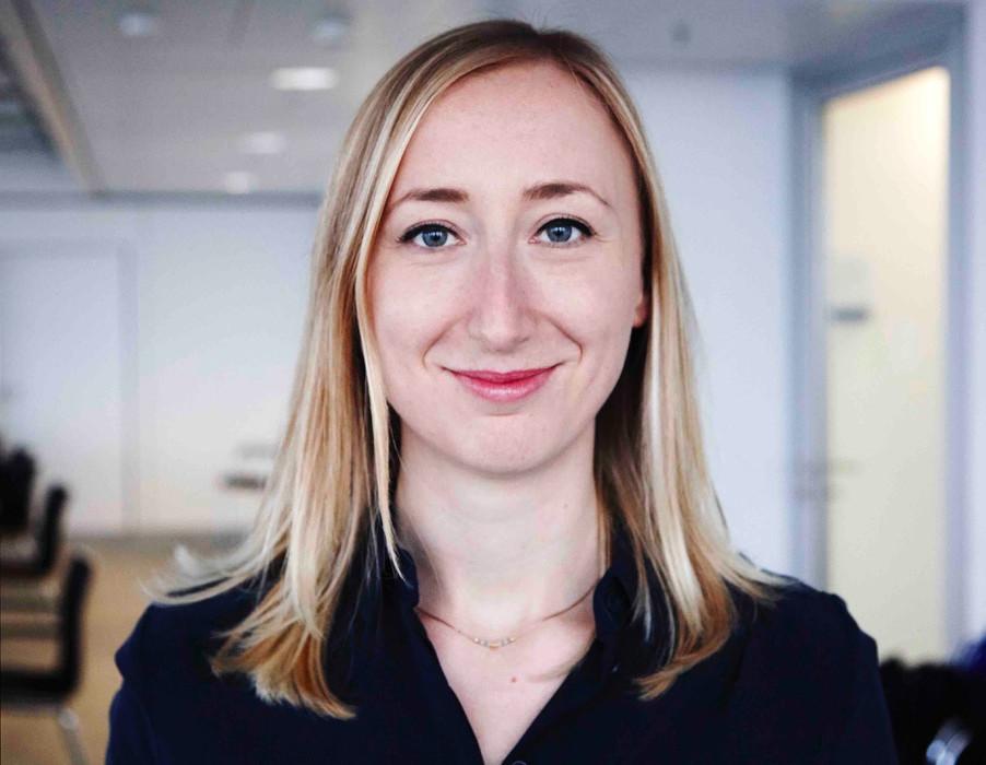Vanessa Wormer, Teamleiterin Daten und digitale Investigation, Süddeutsche Zeitung (Foto: Stephanie Füssenich)